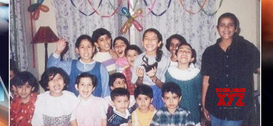 Anushka Sharma remembers her childhood friends on friendship day