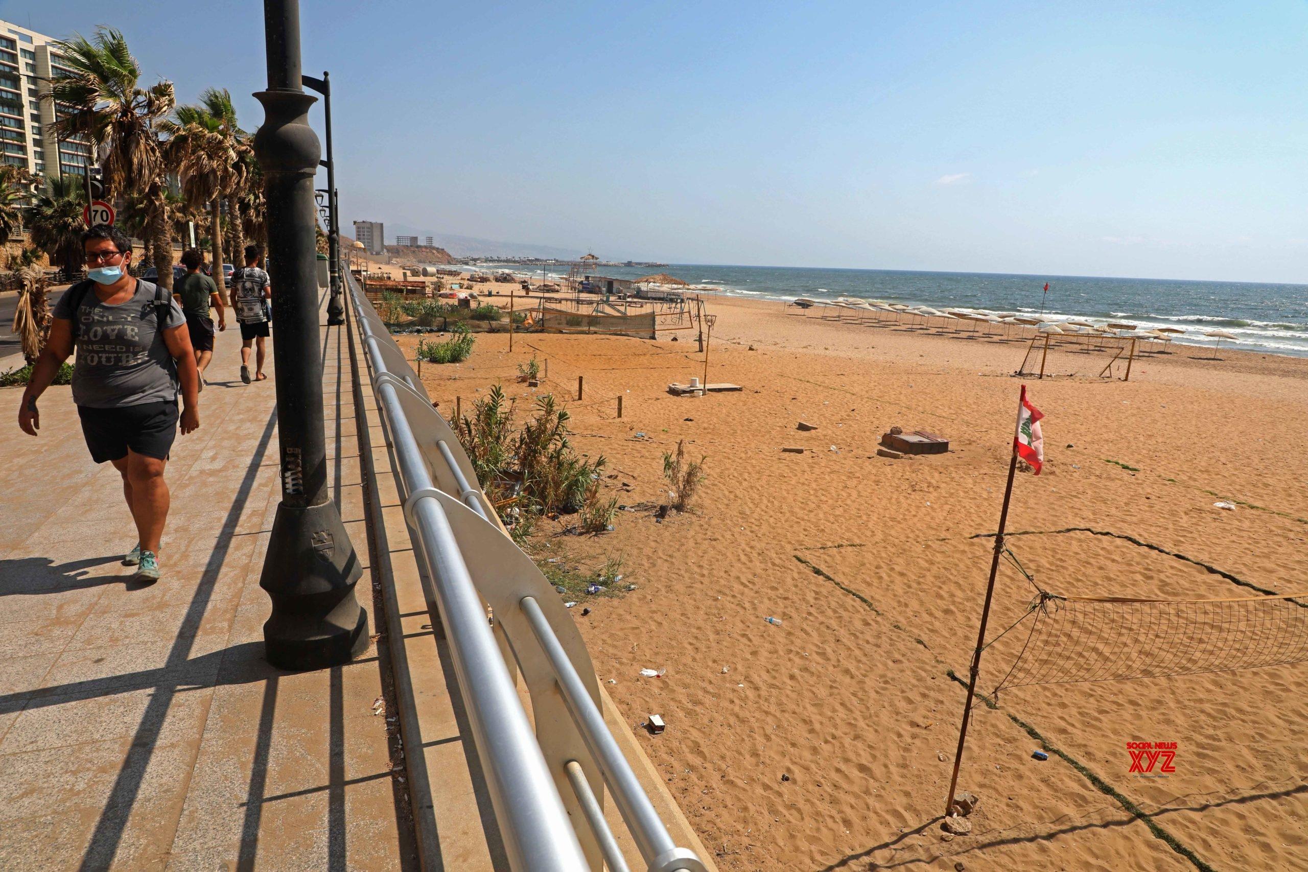 LEBANON - BEIRUT - COVID - 19 - CASES #Gallery