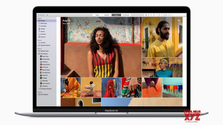 New MacBook Air with Magic Keyboard woos new users in India