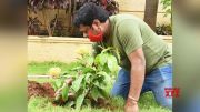 Music Director Jeevan Babu Accepts Green India Challenge (Video)