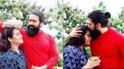 KGF Actor Yash Celebrates Raksha Bandhan With His Sister (Video)