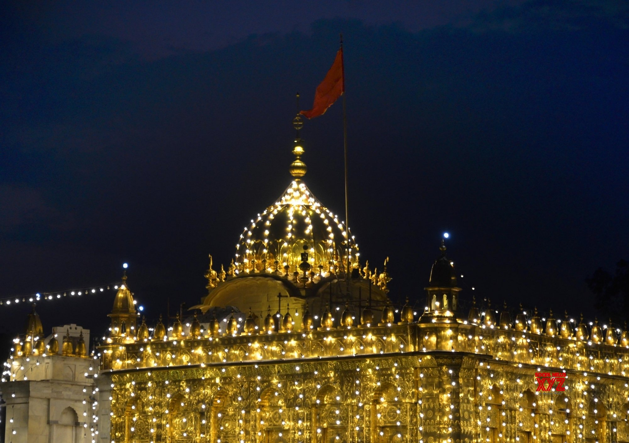 Amritsar: Celebrations break out as PM Modi performs Ram Mandir 'Bhumi Pujan' in Ayodhya #Gallery