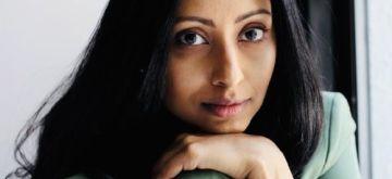 Author Avni Doshi.