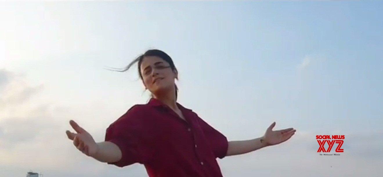 Radhika Madan joins the 'Binod' meme frenzy