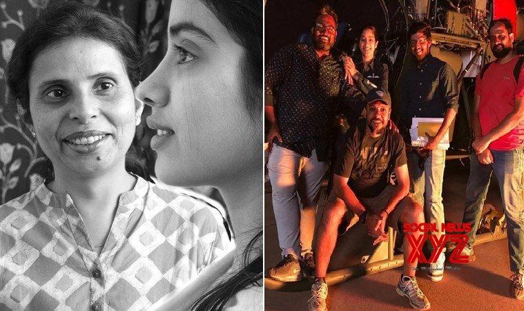 Best Memories Of Gunjan Saxena Remembers Janhvi Kapoor Social News Xyz