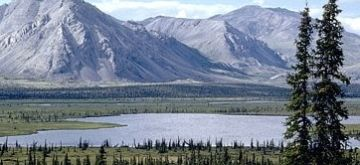 Washington, Aug. 18, 2020 (Xinhua) -- File photo shows the Arctic National Wildlife Refuge, Alaska, the United States. (Photo credit: U.S. Fish & Wildlife Service/IANS)