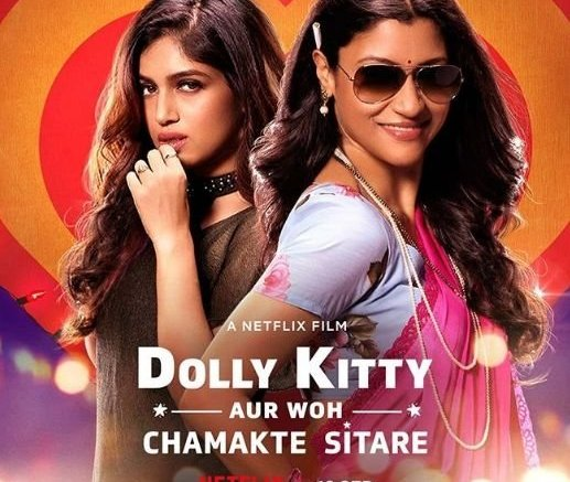 Dolly Kitty Aur Woh Chamakte Sitare Review: A well-intentioned (Rating: ***)