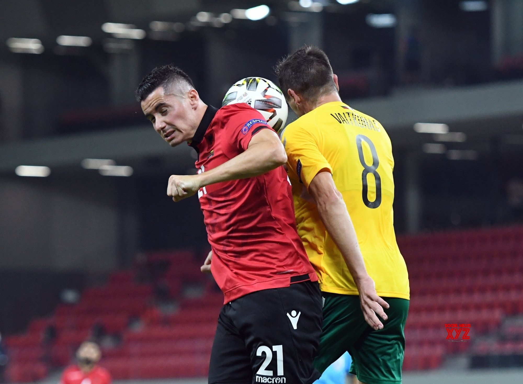 Albania Tirana Football Uefa Nations League Albania Vs Lithuania Gallery Social News Xyz