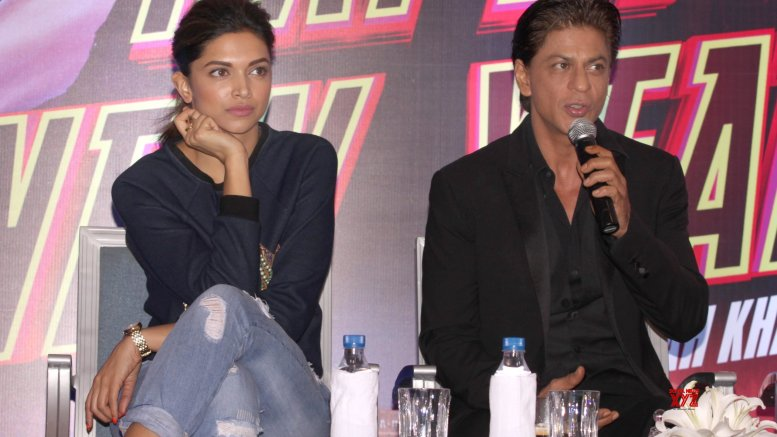 SRK and Deepika to star in Tamil hitmaker Atlee's next?