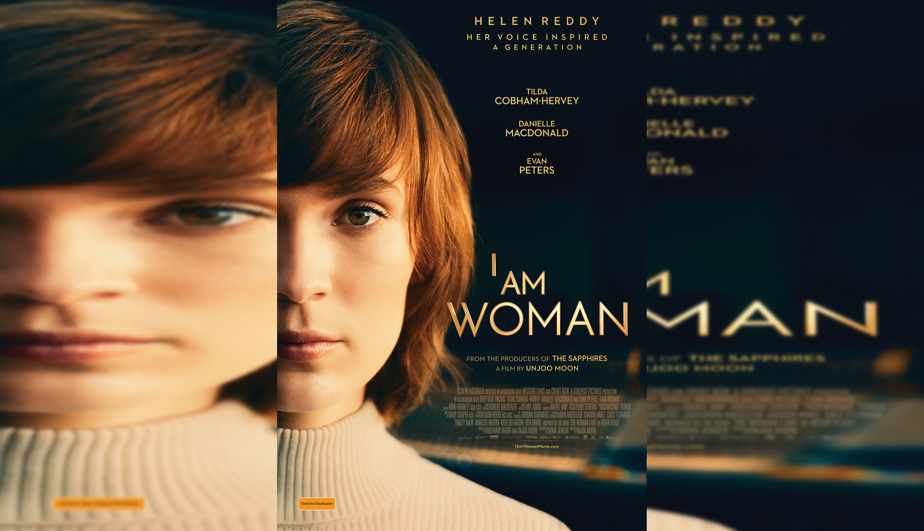 I Am Woman Review:  Though the Film Hauls in Places, It's a Better than Average Enough Accolade for Helen Reddy's Life and Music(Rating: **1/2)