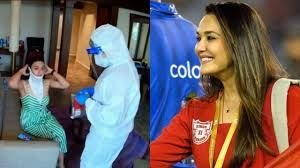 Kings XI Punjab team owner Preity Zinta tests Covid-19 negative for the third time in Dubai