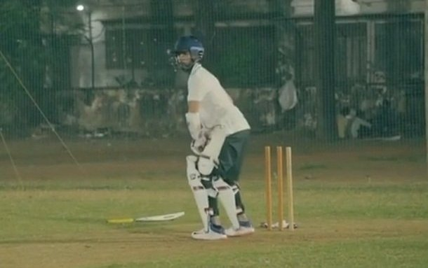 Shahid posts old video of cricket practice for upcoming film 'Jersey'
