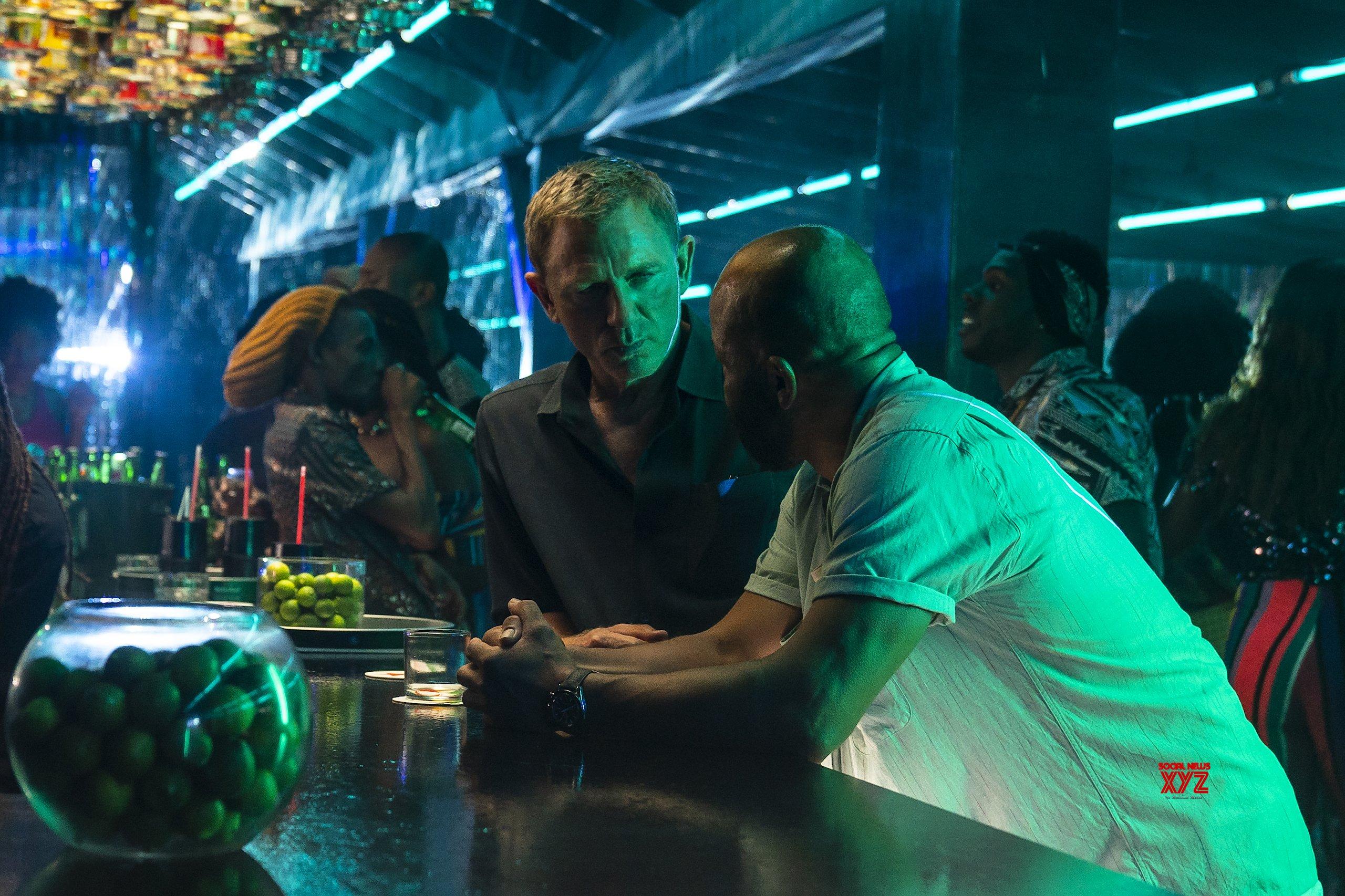 Bond 25th Movie No Time To Die Latest Updated HD Stills