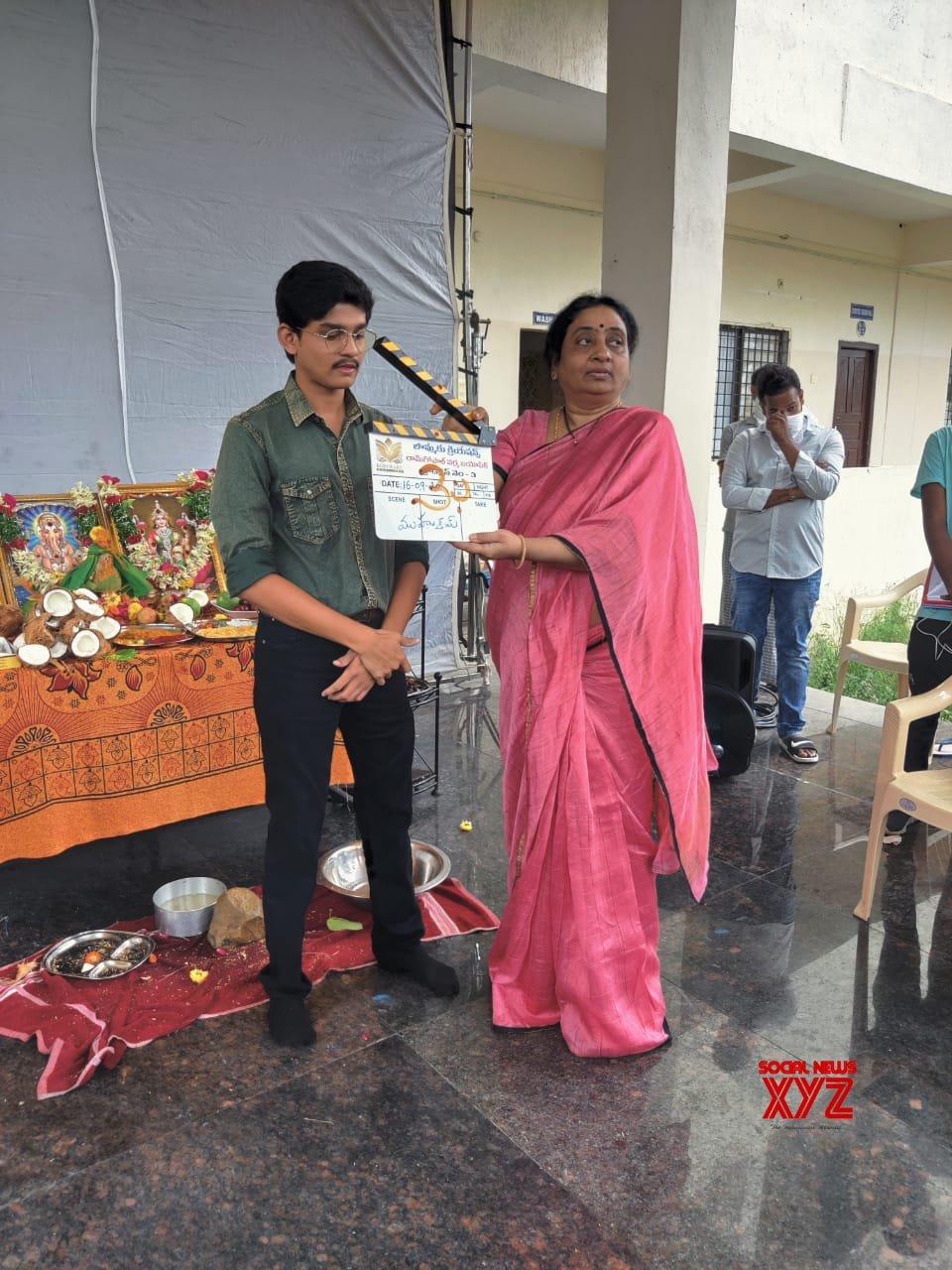 RGV Biopic Part 1, Ramu - A Biopic Of Ram Gopal Varma Movie Shooting Started