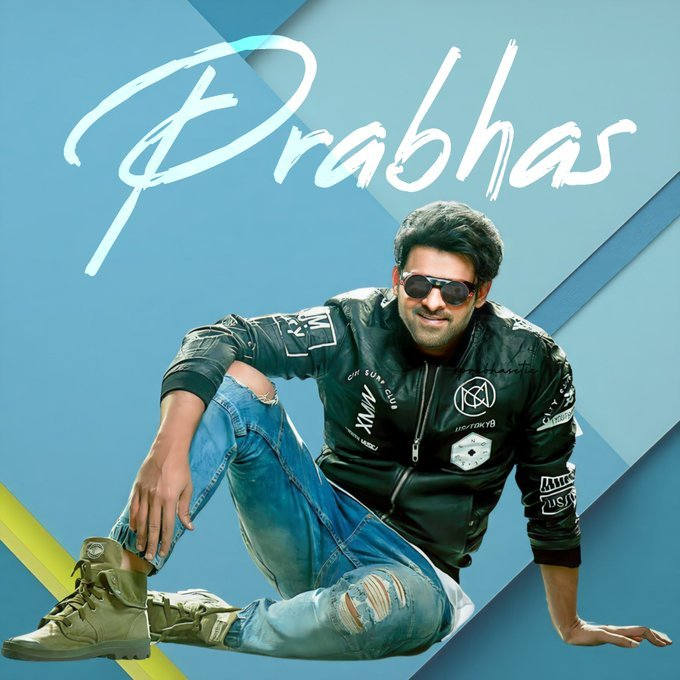 Rebel Star Prabhas Latest Stylish Still