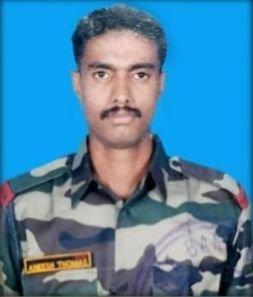 Jammu: Army soldier, injured in Pak ceasefire violation, succumbs #Gallery