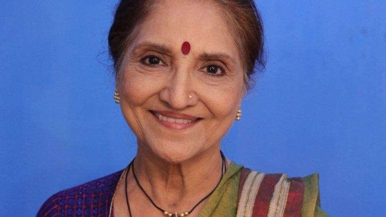 For me, acting is spiritual: Veteran thespian Sarita Joshi