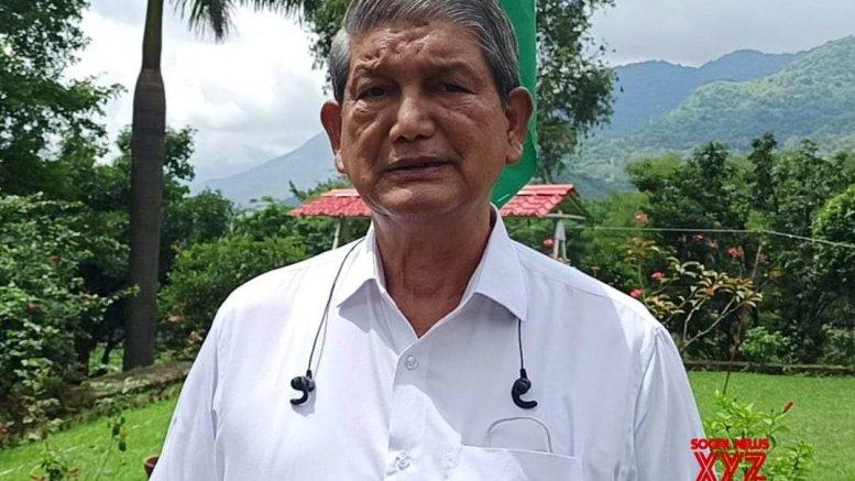 Navjot Sidhu an asset to Cong: Harish Rawat