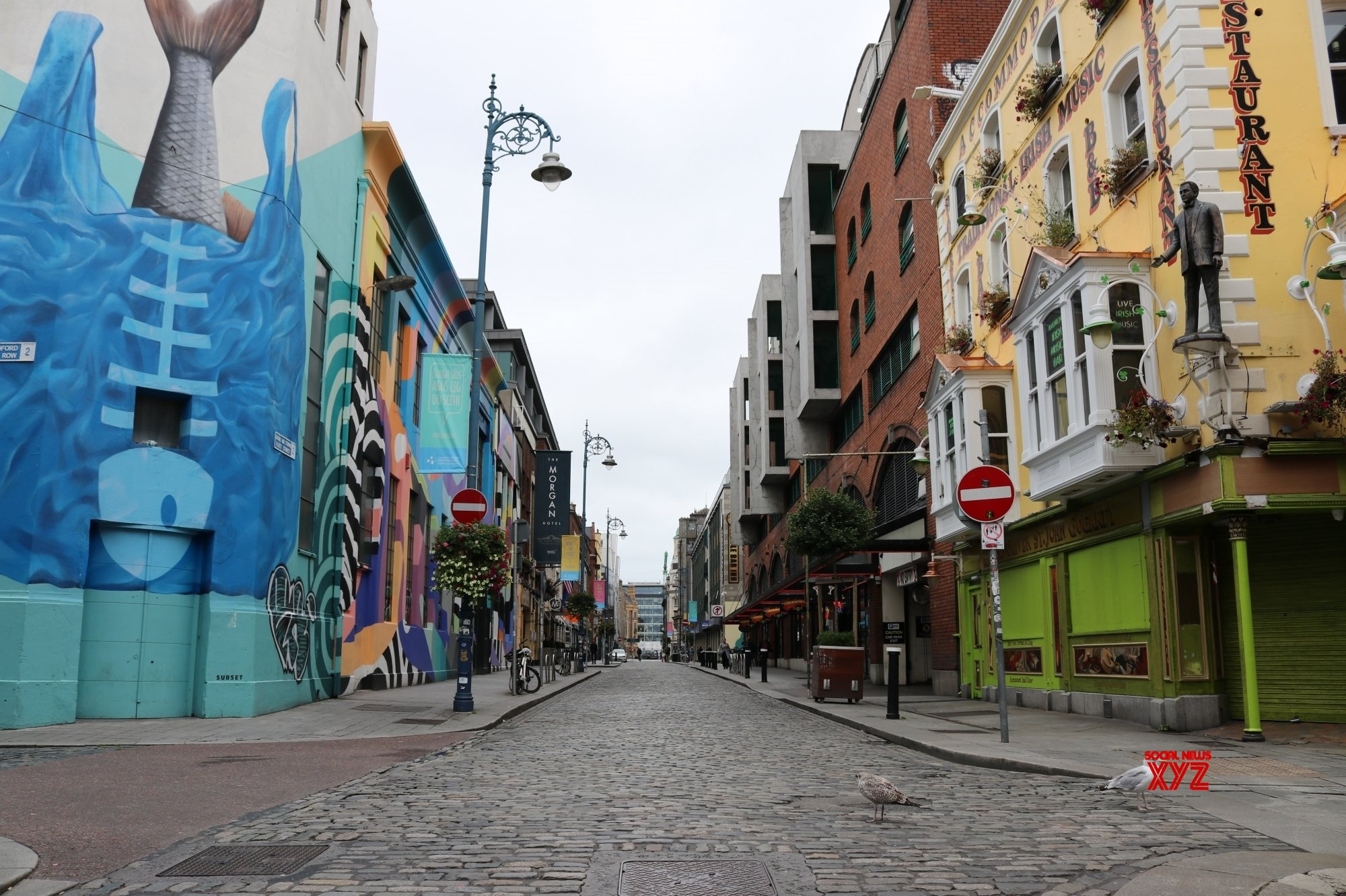 Dublin imposes more restrictive curbs