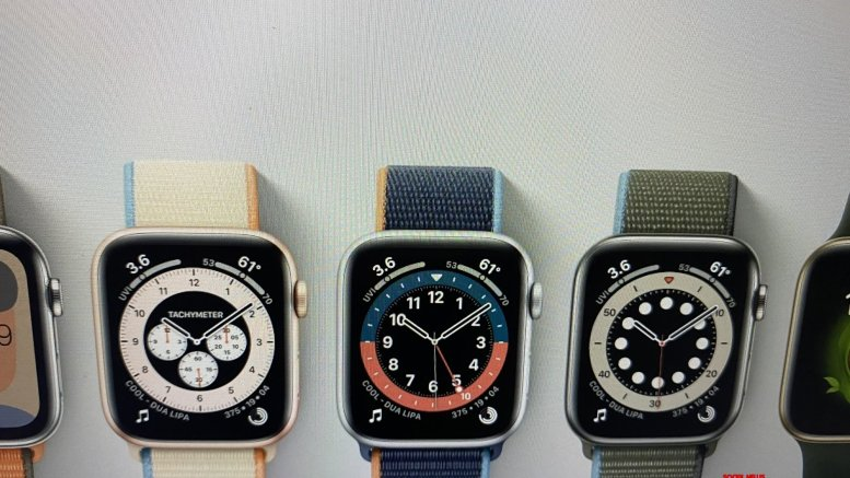 Apple watchOS 7 arrives with new Faces, handwashing help