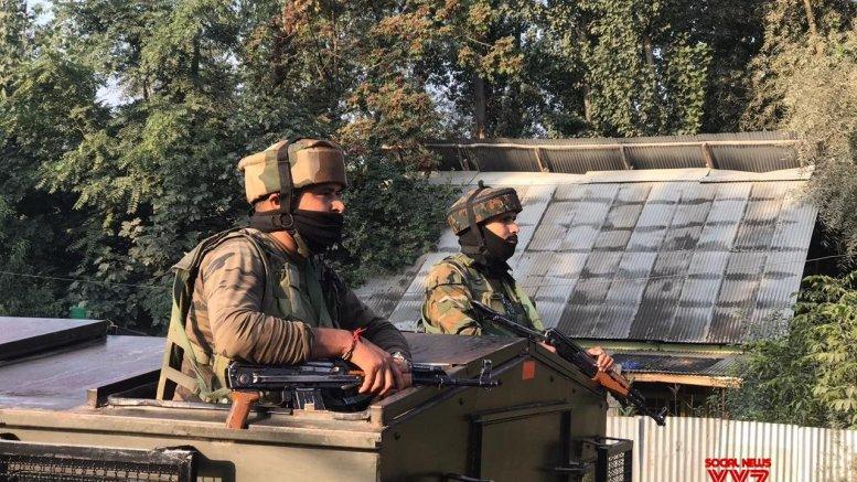 Terrorist killed in Srinagar encounter