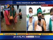 Amaravati Farmers protests against 3 capitals | 275 days  (Video)