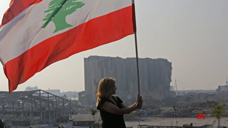 2 killed in shooting during protest in Beirut