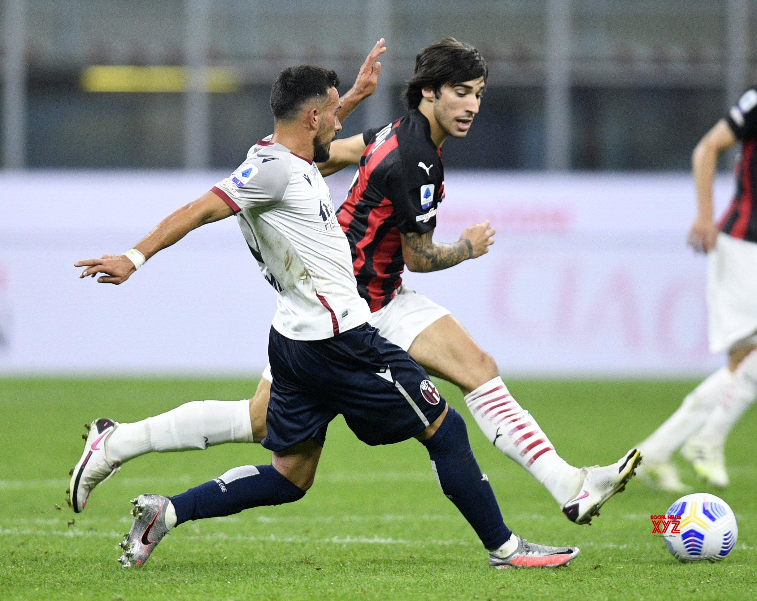 ITALY - MILAN - FOOTBALL - SERIE A - AC MILAN VS BOLOGNA #Gallery