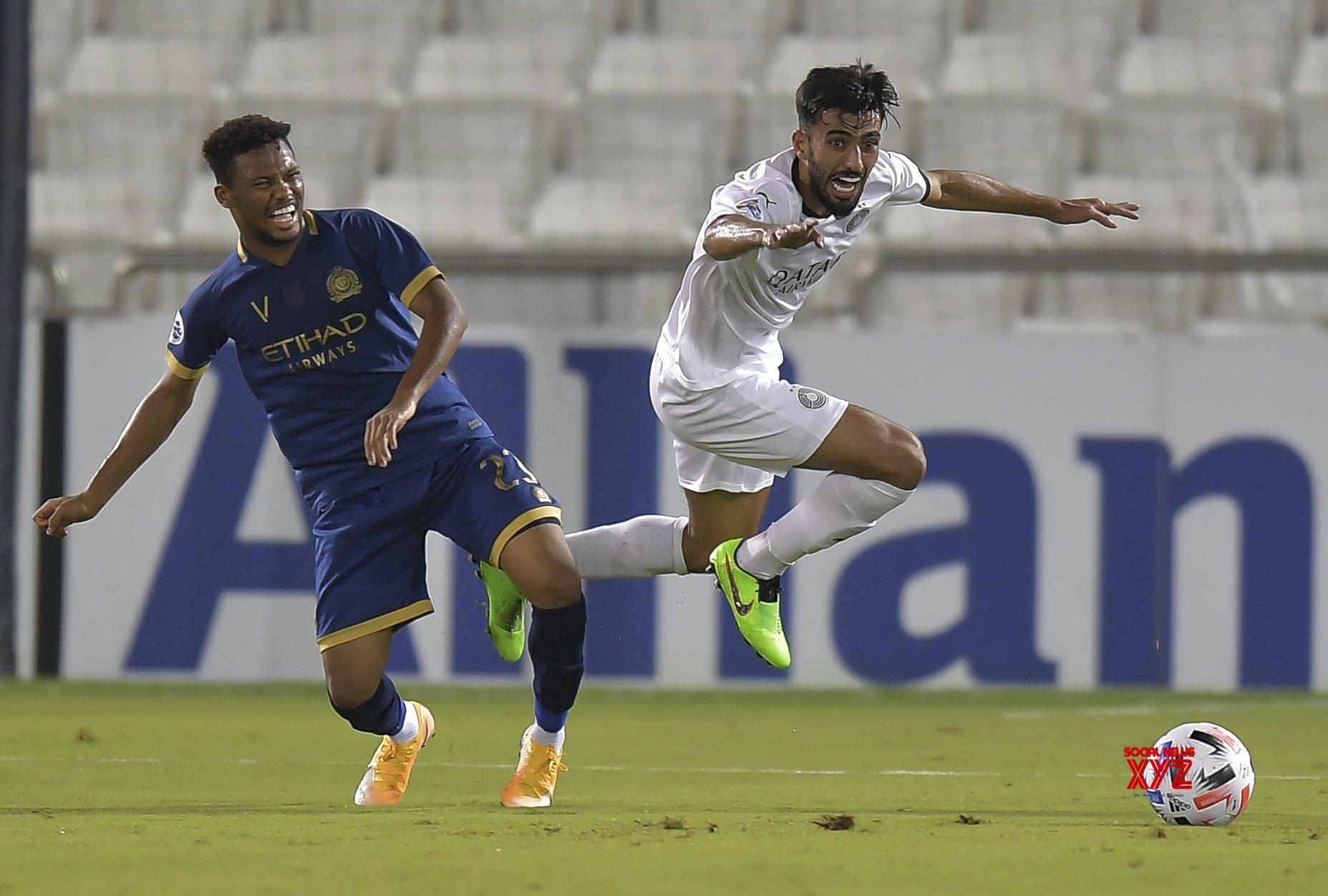 QATAR - DOHA - FOOTBALL - AFC CHAMPIONS LEAGUE - AL SADD SC VS AL NASSR #Gallery