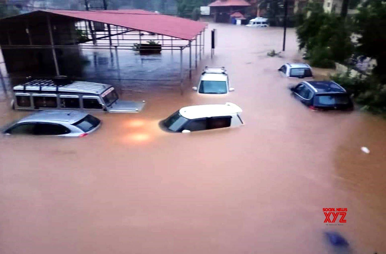 Heavy rains across Western Ghats wreaks havoc in Karnataka