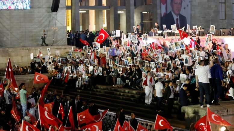 32 sentenced to life imprisonment for failed Turkey coup