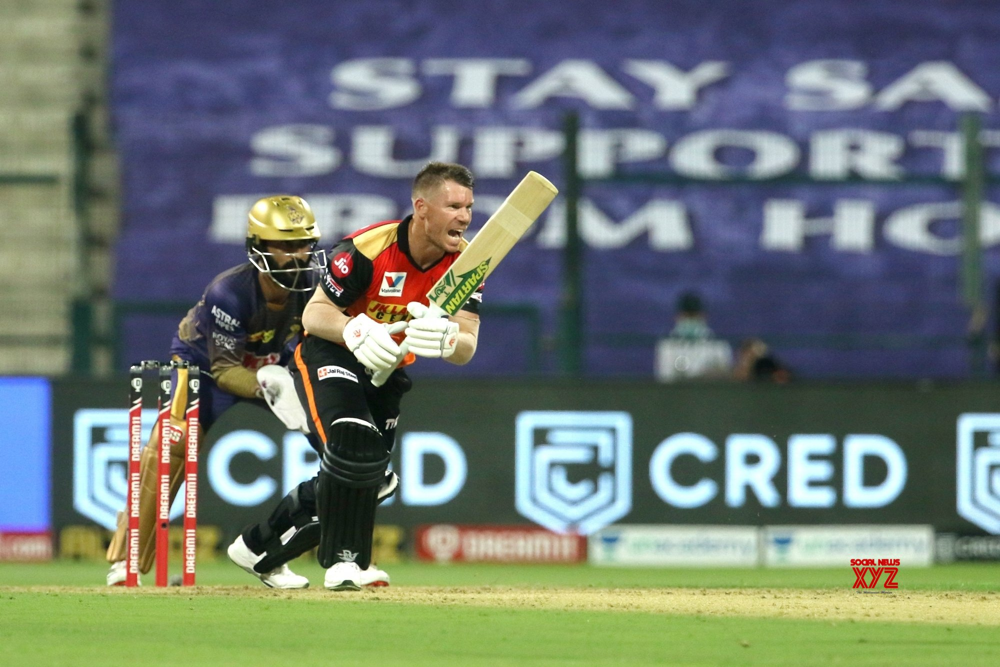 Kolkata beats Hyderabad in IPL after super over