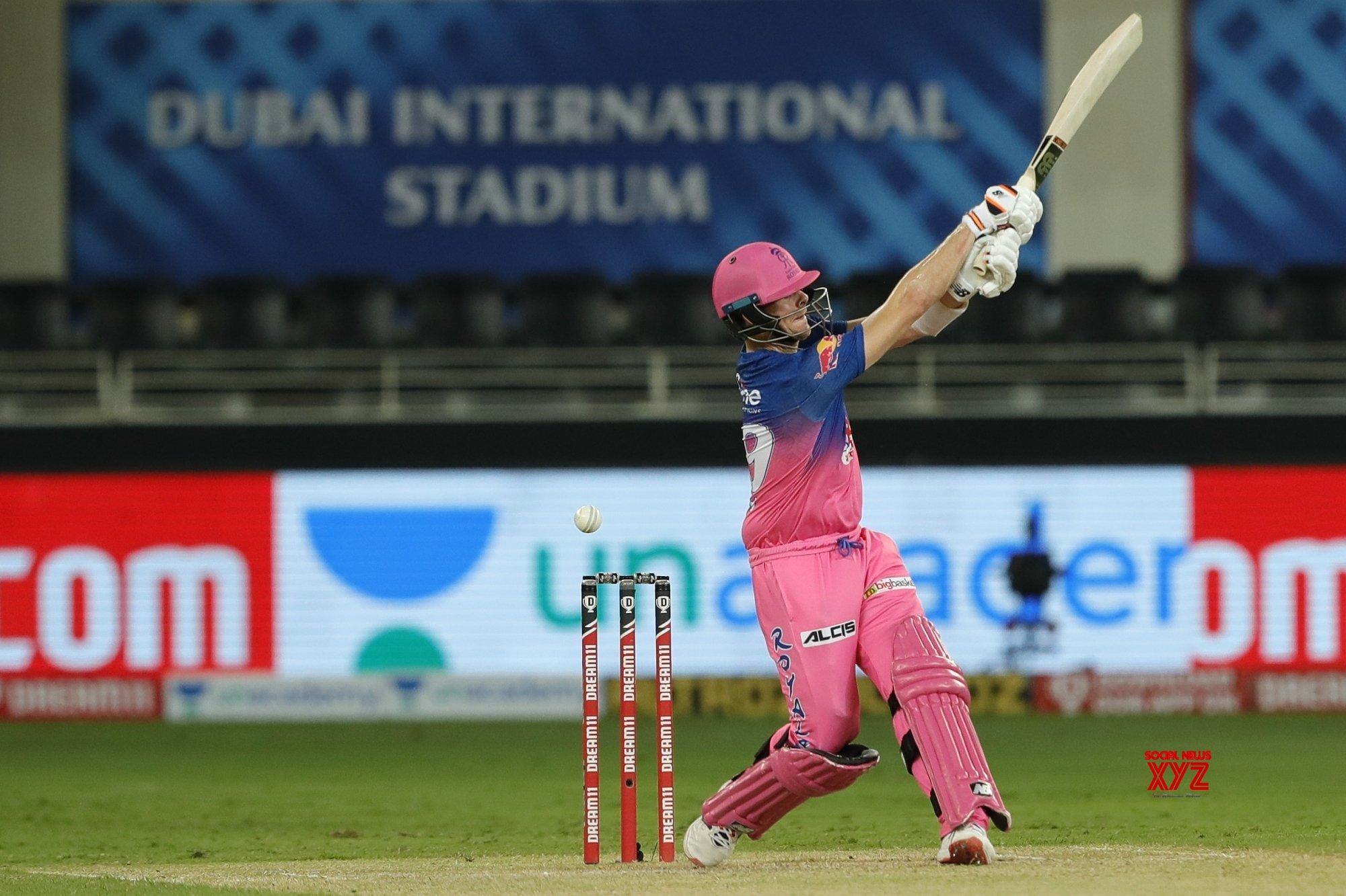 Captain Smith, Uthappa take Rajasthan to 177/6 vs RCB