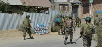 2 terrorists killed in Pulwama encounter.