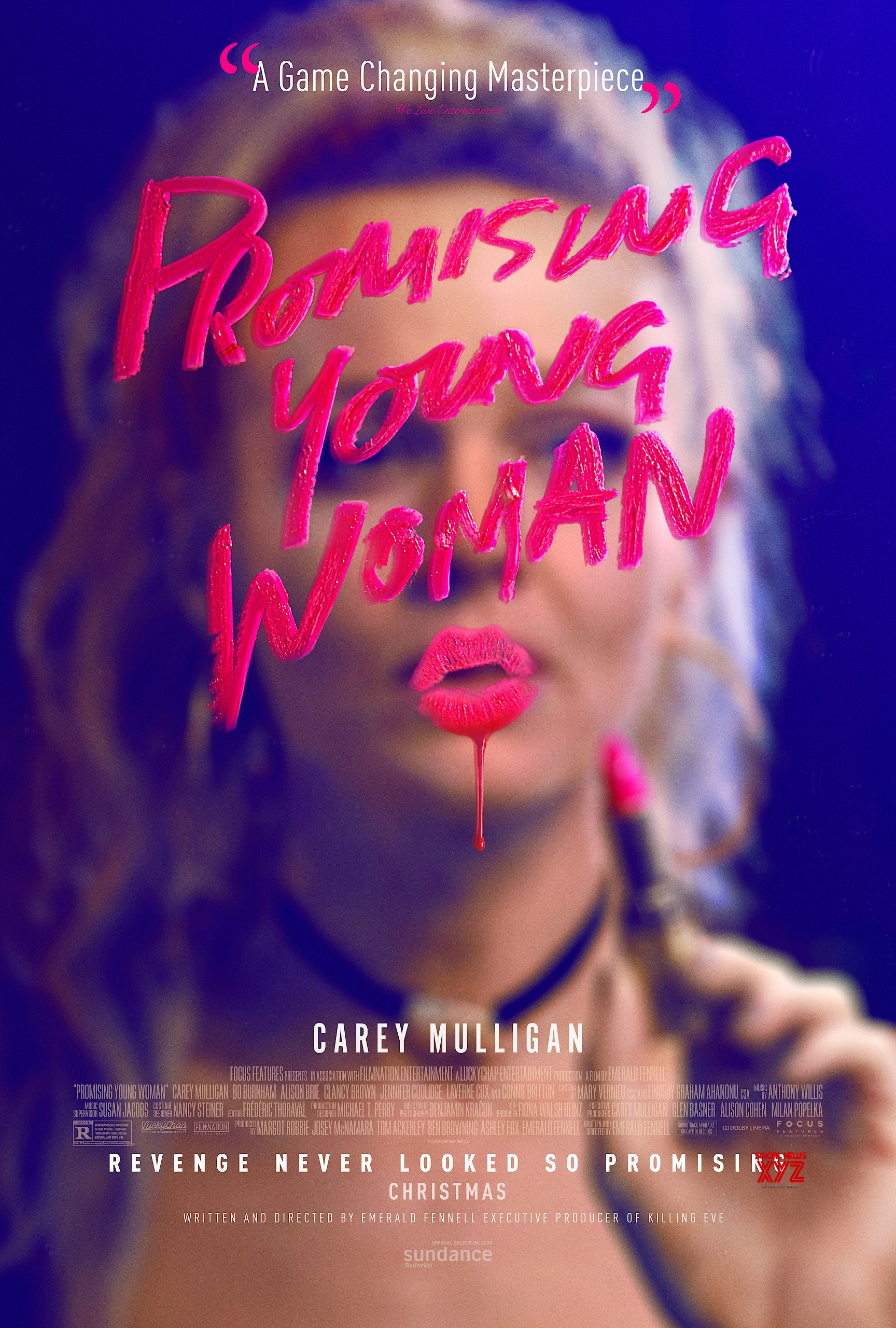 Promising Young Woman Movie HD Posters - Social News XYZ