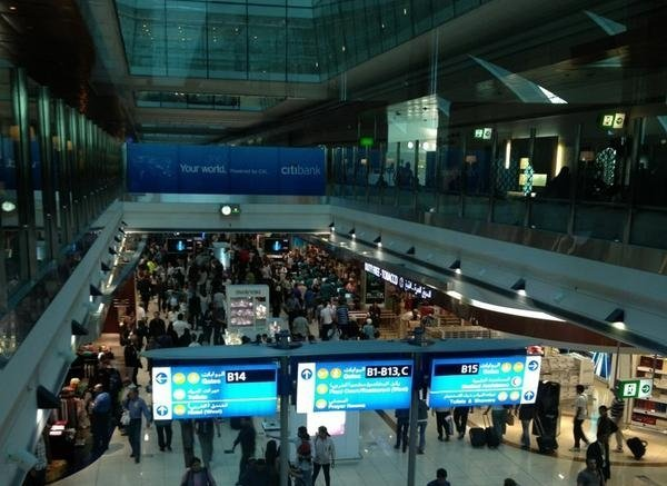 Over 50 Indians stranded at Dubai airport
