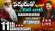 Sadhguru Exclusive Interview With VK (Video)