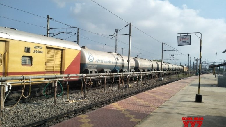 SCR zone adds another festival special train to Rajkot