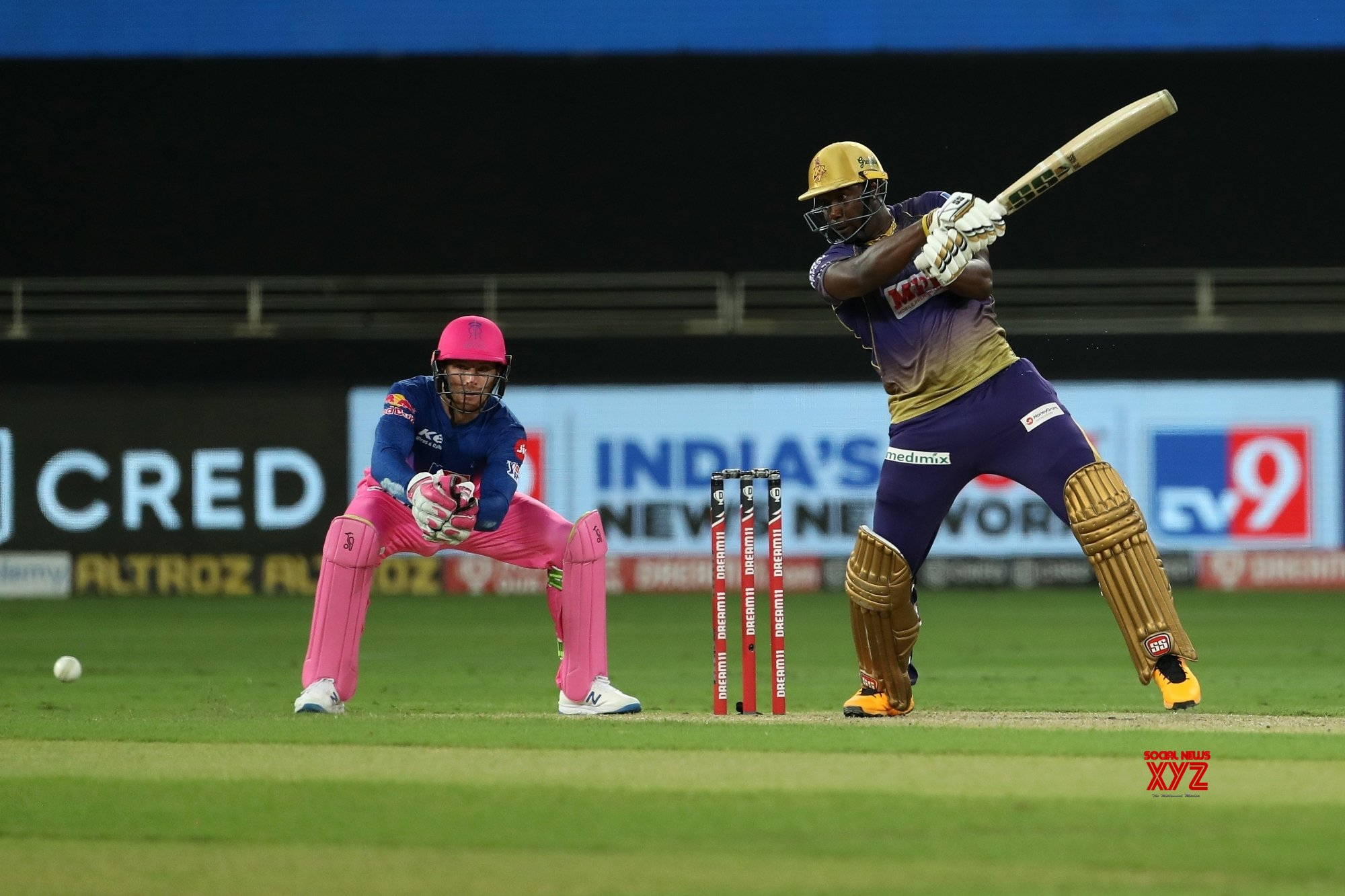 Russell's weakness against short delivery letting KKR down