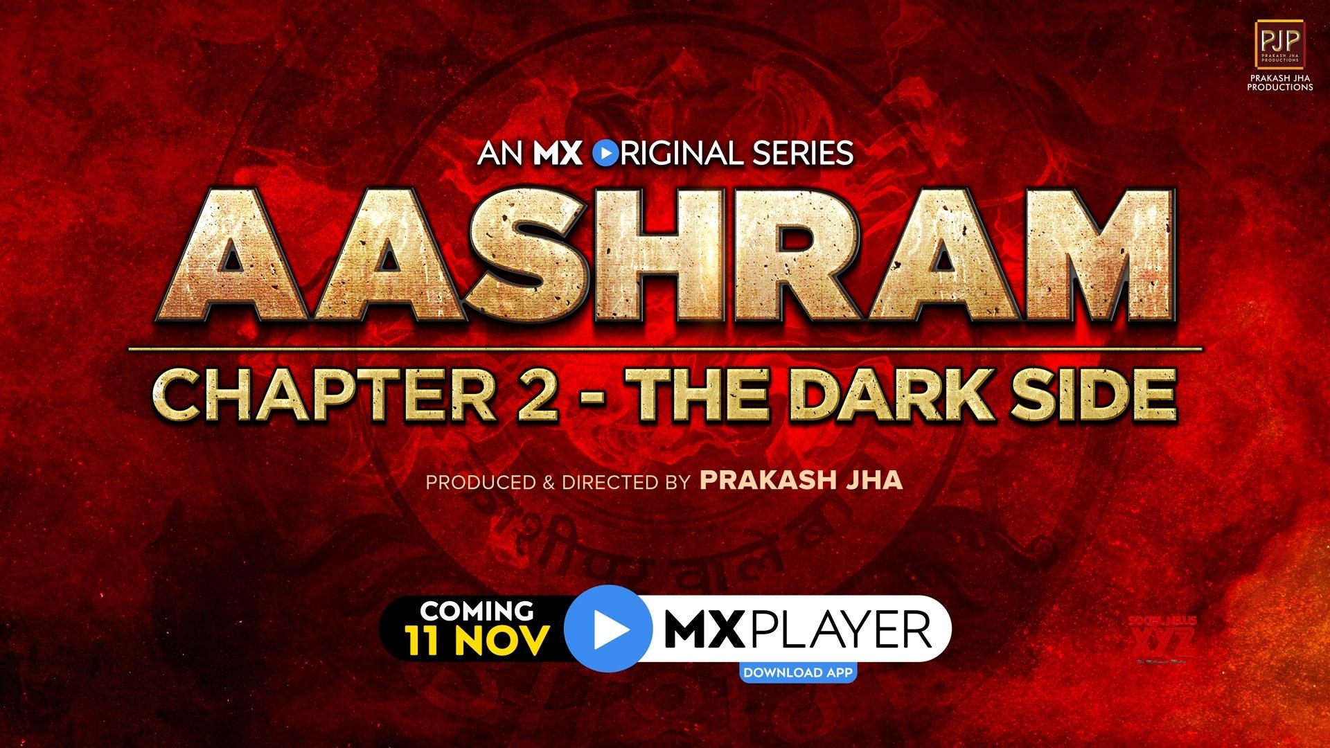 Prakash Jha hopes viewers like 'Ashram: Chapter 2 -- The Dark Side'