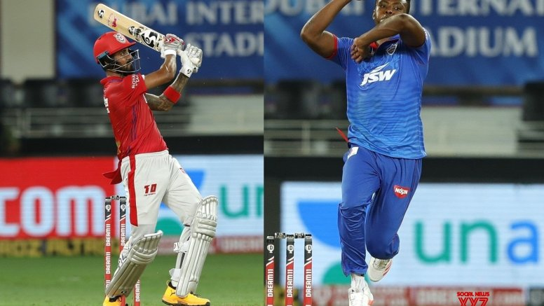 IPL: Orange Cap stays with KL Rahul, Purple with Rabada