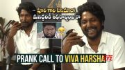 Suhas Prank Call To Viva Harsha | Suhas Making Hilarious Fun With Harsha | Color Photo  (Video)