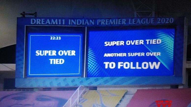 MI fail to chase down 6, KXIP force another Super Over