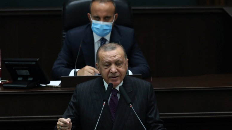 Turkish president announces more gas reserves in Black Sea