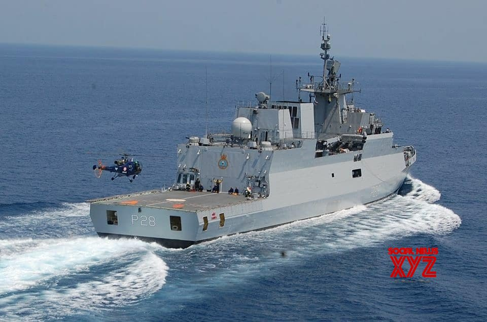 Indian, Sri Lankan navies to carry exercise to enhance inter-operability