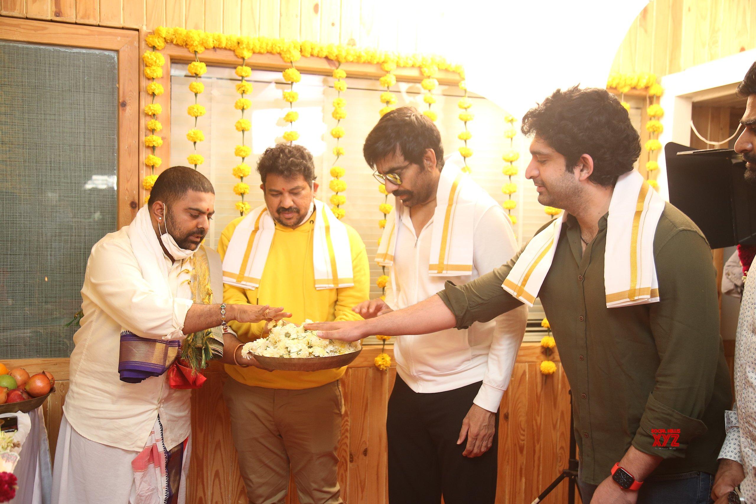 Ravi Teja, Ramesh Varma, Satyanarayana Koneru's Khiladi Launched HD Gallery