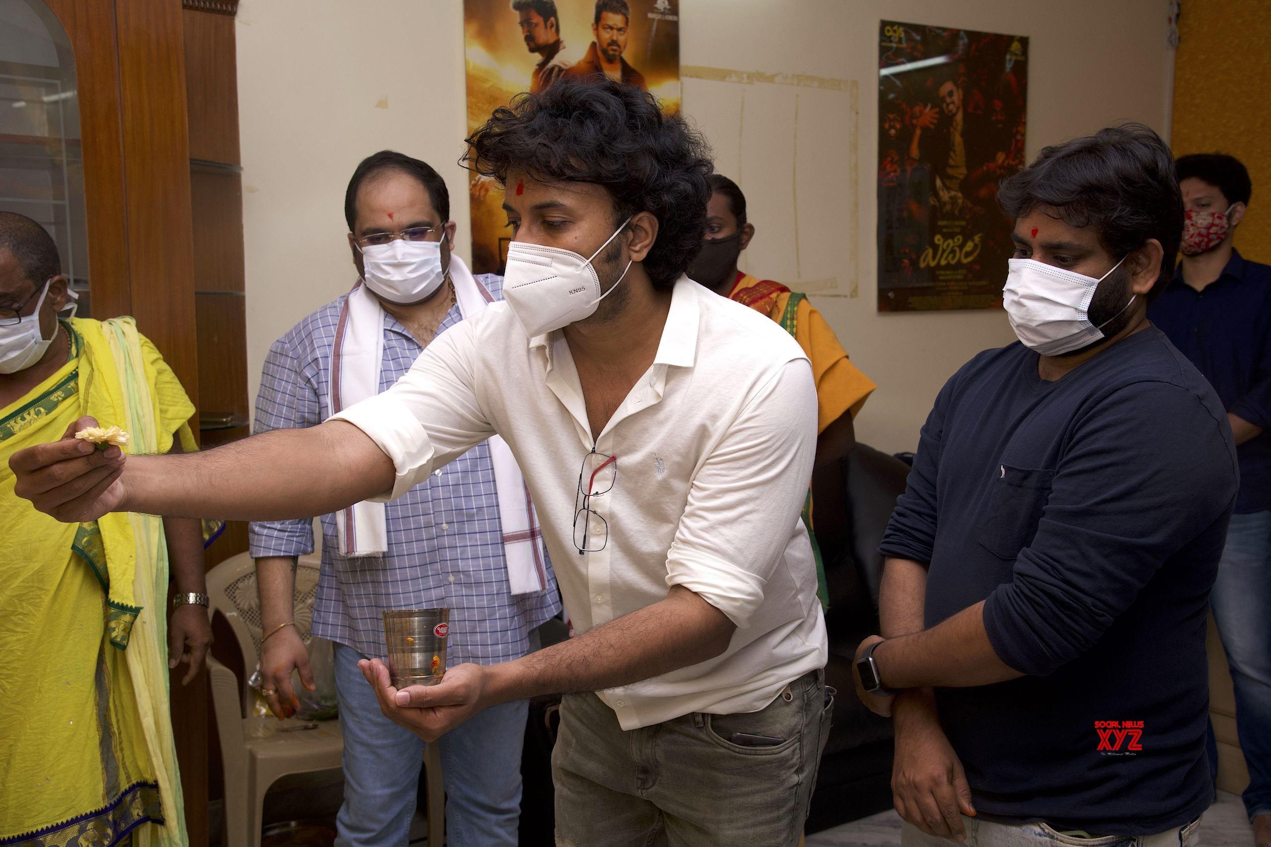 Satyadev's Thimmarusu Launched In Hyderabad HD Gallery