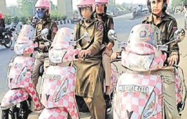 Now 'Pink Petrol' for women in Yogi land