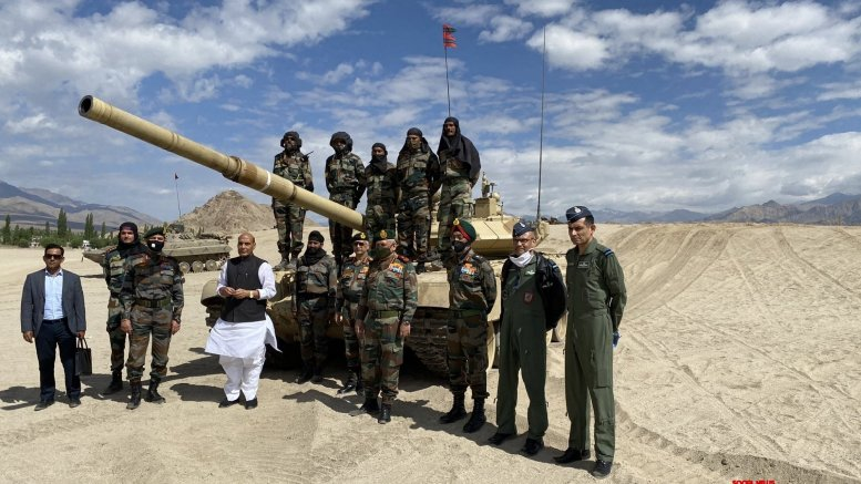 India's response to China is comprehensive, effective and wise