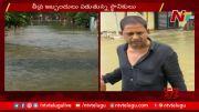 NTV: Saroor Nagar Colony People Facing Trouble Due To Heavy Floods (Video)